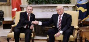 Trump : Me bi Tirkiyê re pêwendiyeke serkeftî û bihêz heye