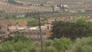 Li Efrînê ala rêjîma Sûriyê li ser navendeke PYD hat bilindkirin