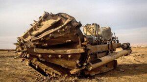 Artêşa Iraqê dest danî ser amûreyeke kolanê ya DAIŞê