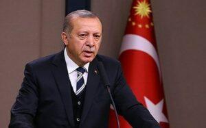 Erdogan: Çekên Amerîkayê dane YPGê ne çekên normal in