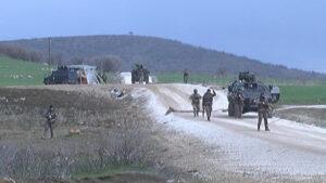 Li Çiyayê Tendûrekê şer di navbera PKKê û artêşa Tirkiyê de derket