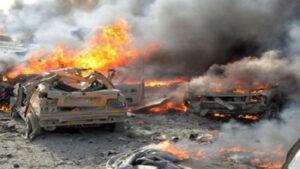Di encama 2 teqînan li kampa El-Rikban li ser sînorê Urdinê 10 kes hatin kuştin