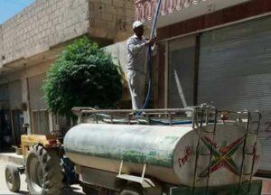 Li Kobanê kirîza avê aloztir dibe