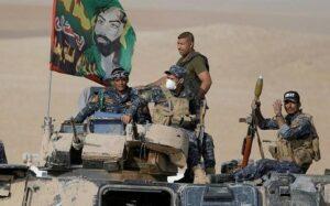 Kurdên êzidî ji Heşda Şeibî vekişiyan