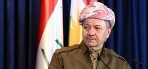 Barzanî doz li Amerîka û civaka navnetewî kir ku rêzê li biryara Kurd bigrin