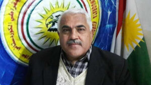 Asayişa PYD li Efrînê Serkirdeyê PDK-Sê Ebdilrehman Apo binçavkir