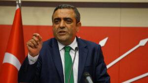 Parlamenterê CHPê: Tirkiyê hewl dide navê Kurd ji holê rake