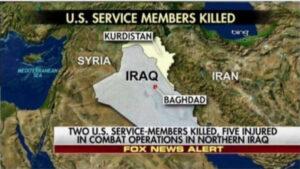 """""""Fox News"""" Kurdistan û Iraq wekî 2 welatên cuda nîşan da"""